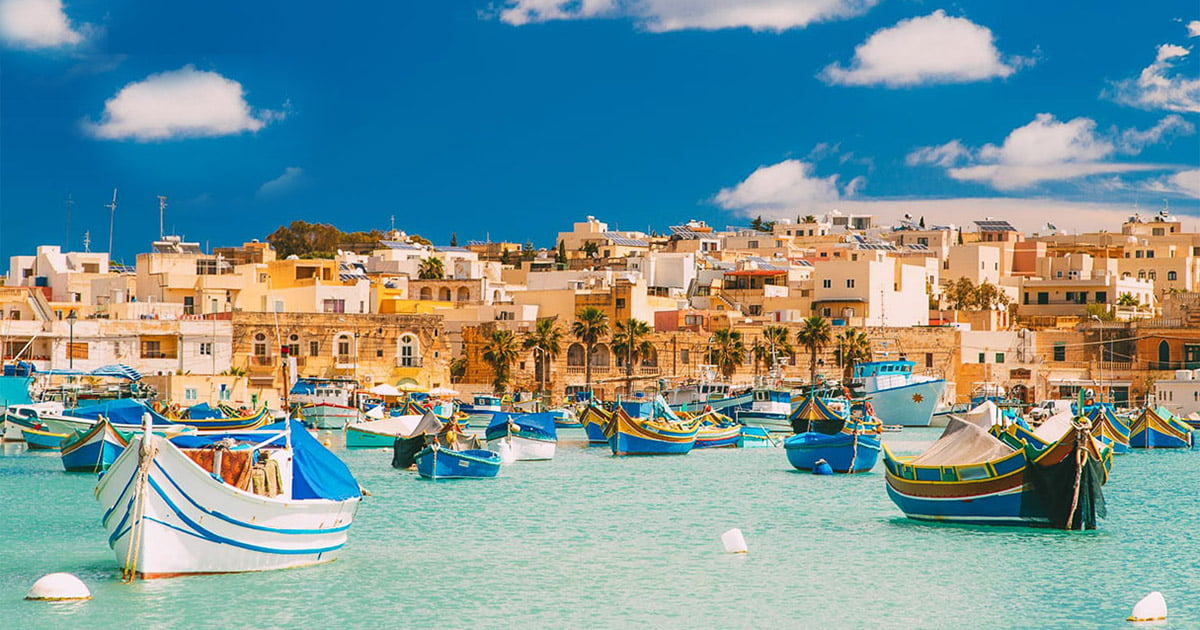 City-Break-Malta
