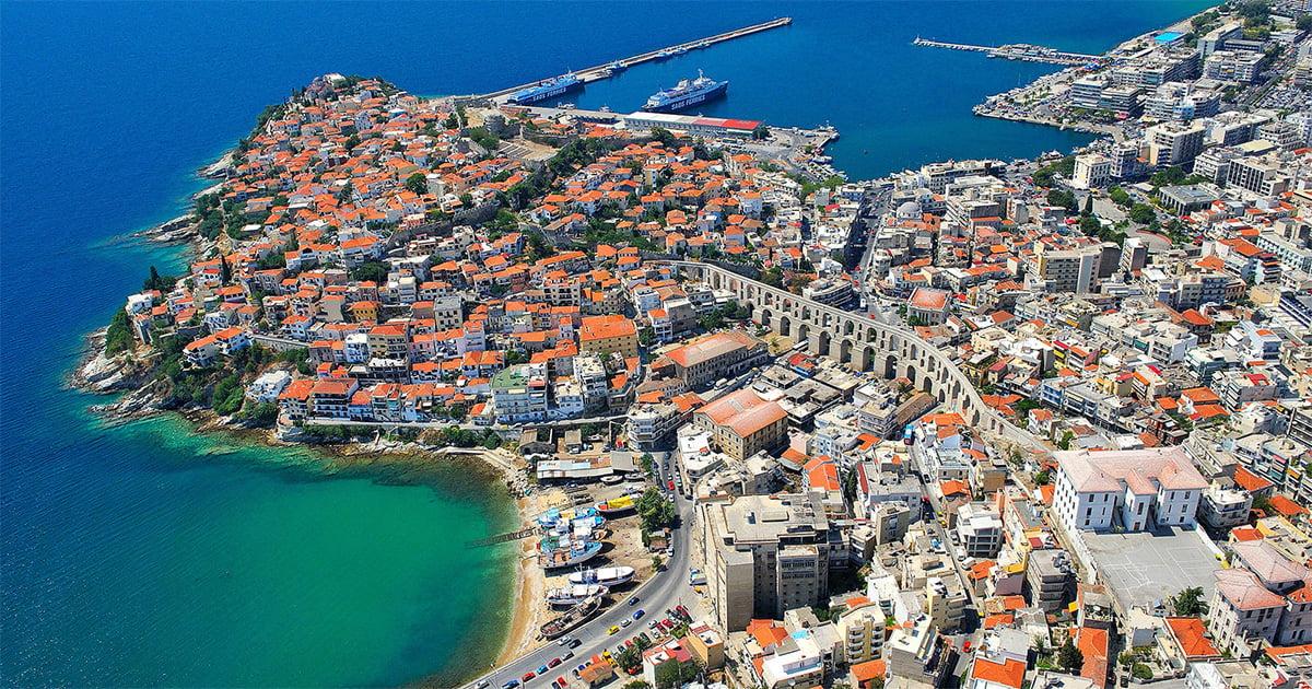 Toamna in Kavala si Thassos, 174 € (zboruri, feribot si cazare 7 nopti)