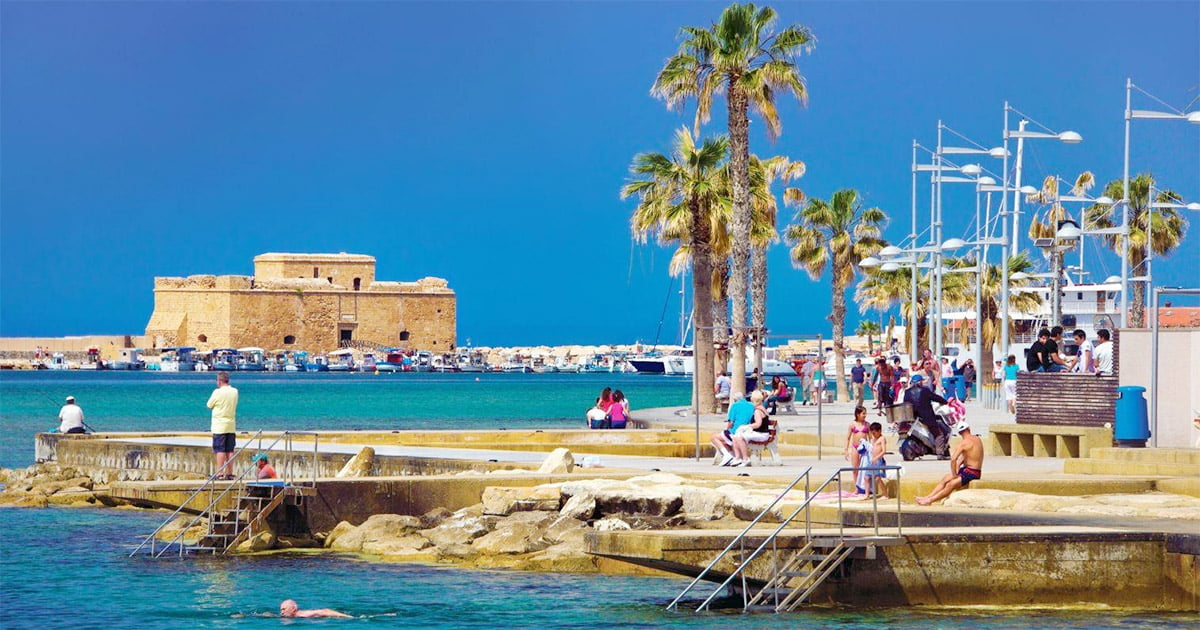 City-Break-Paphos-Cipru