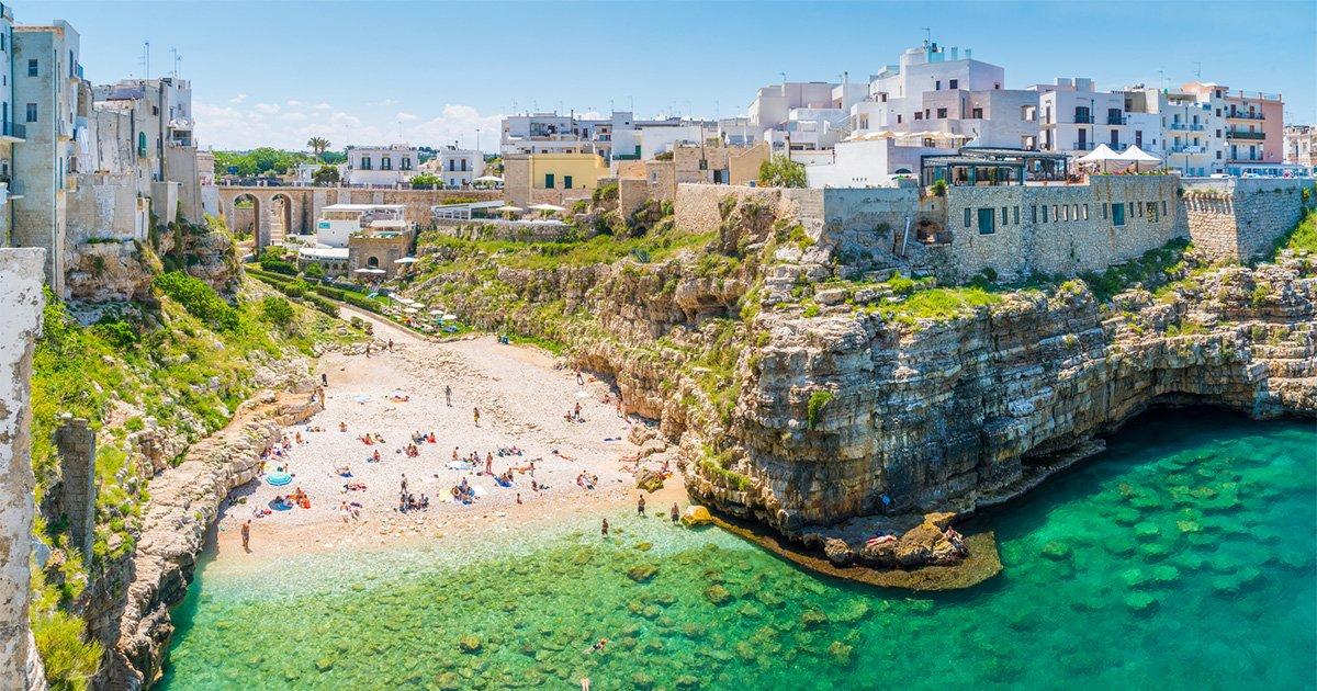 City Break Puglia, 74 € (zboruri si cazare 2 nopti)