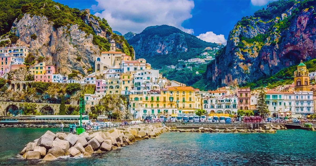 City-Break-ieftin-Coasta-Amalfi