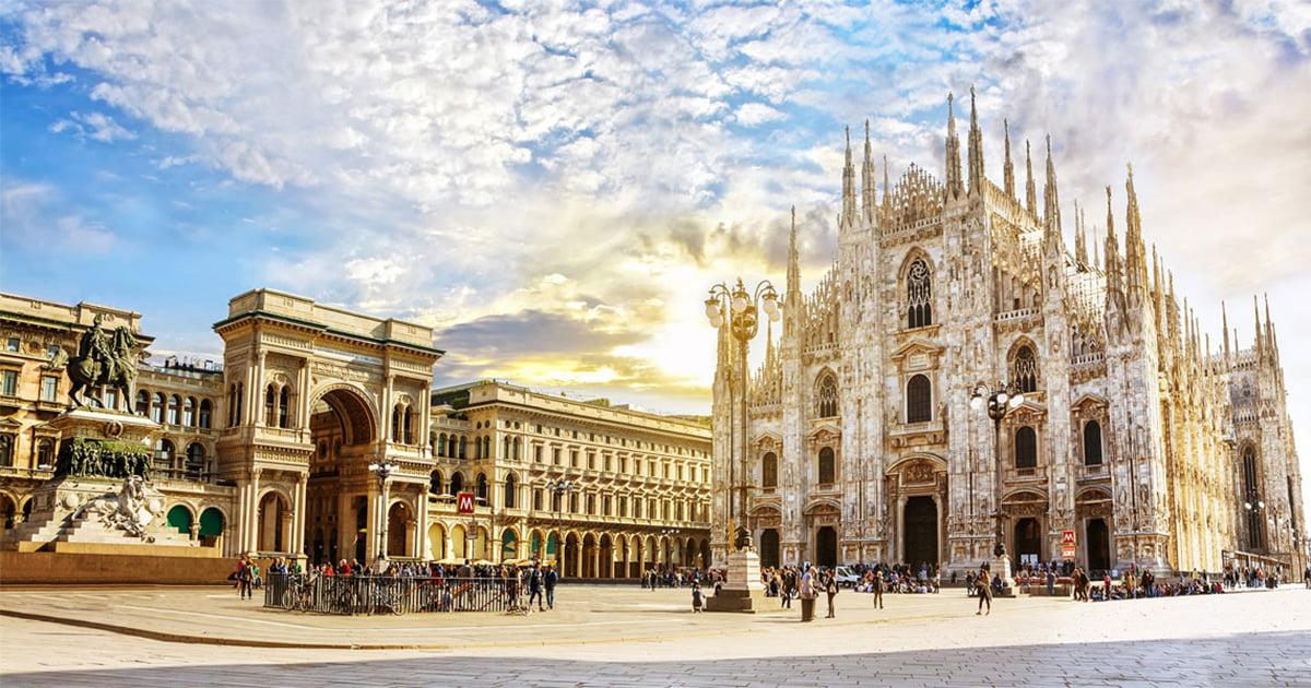 City-Break-in-Milano