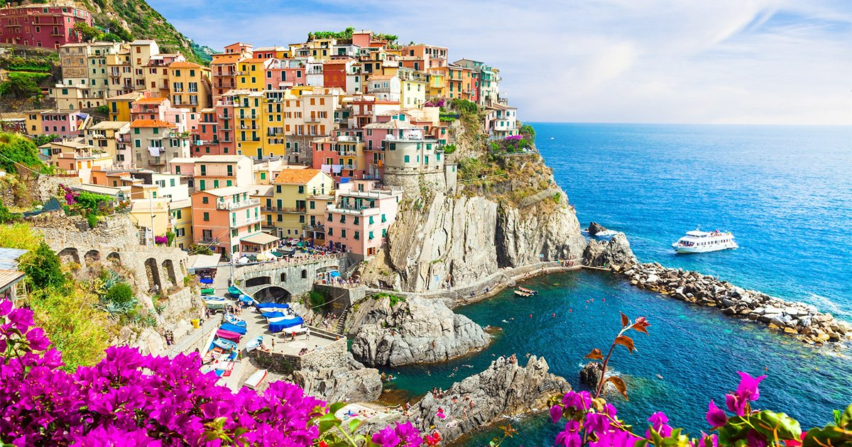City Break Pisa si Cinque Terre, 119 € (zbor si cazare 4 nopti)