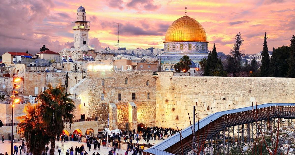 City-Break-Ierusalim