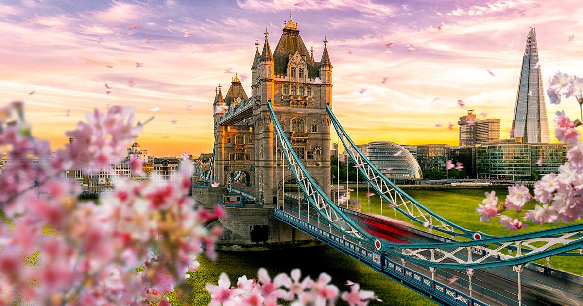 City Break Londra, 103 € (zbor si cazare 3 nopti)