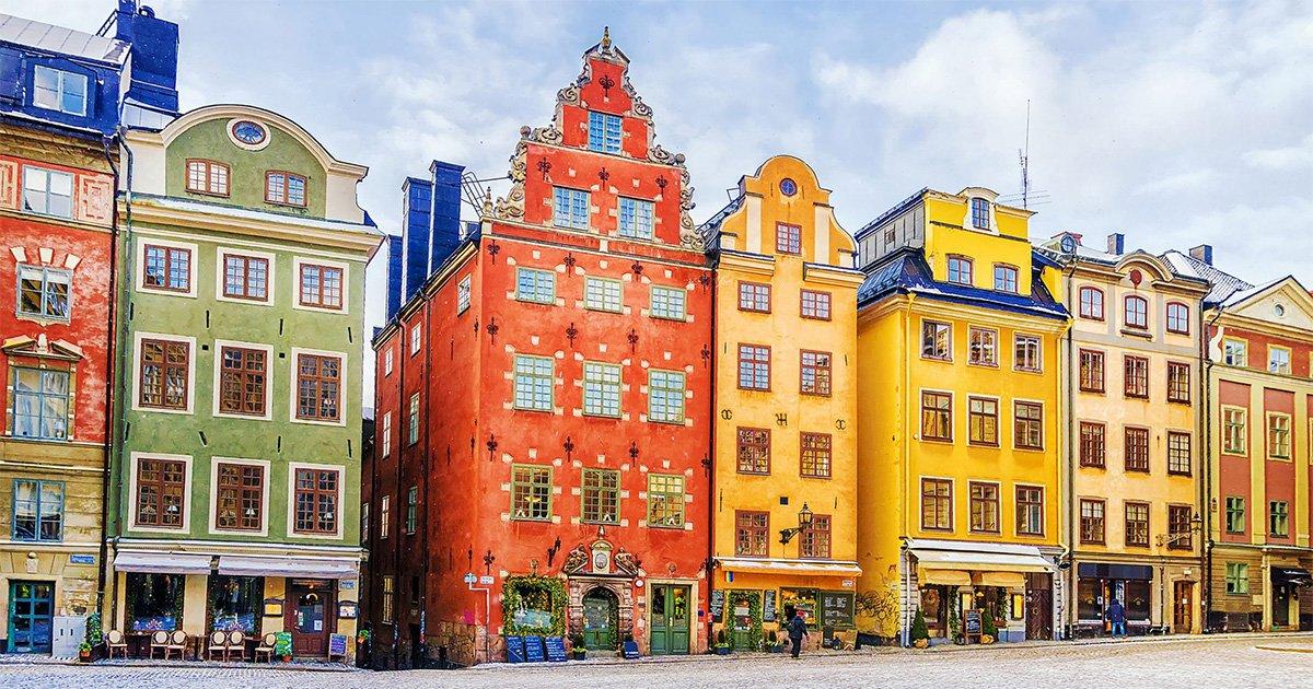 City Break Stockholm, 156 € (zbor si cazare 4 nopti)