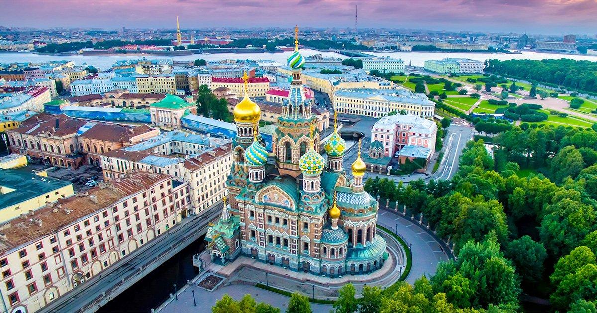 City Break Sankt Petersburg, 156 € (zbor si cazare 2 nopti)