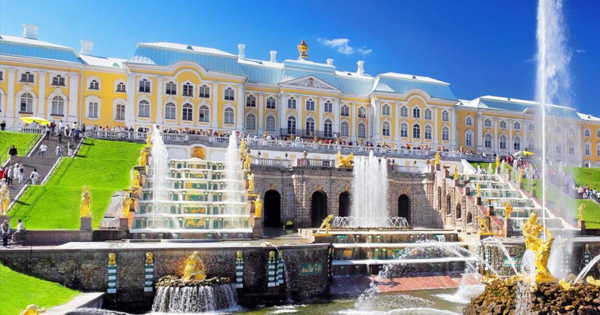 City Break Sankt Petersburg, 53 € (zbor si cazare 3 nopti)
