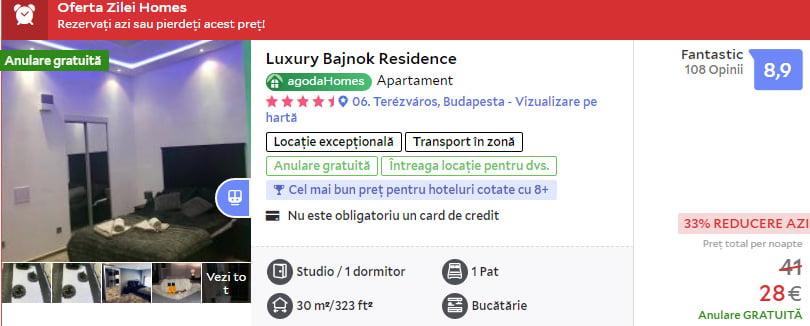 Luxury Bajnok Residence