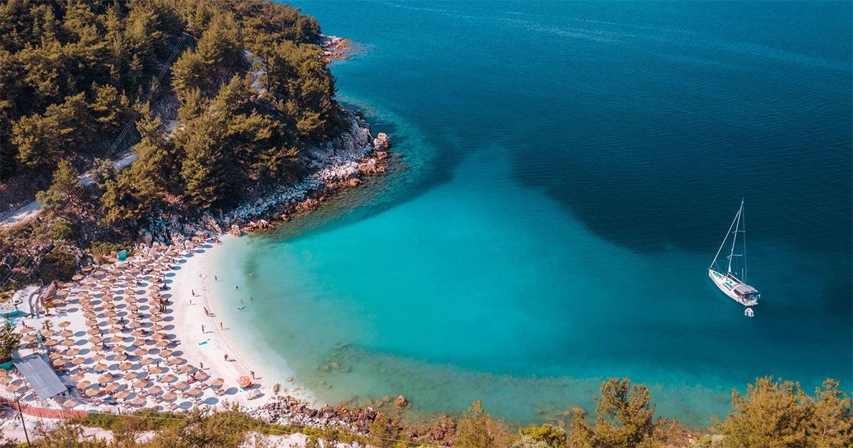 Vacanta in Kavala si Thassos, 174 € (zboruri, feribot si cazare 7 nopti)