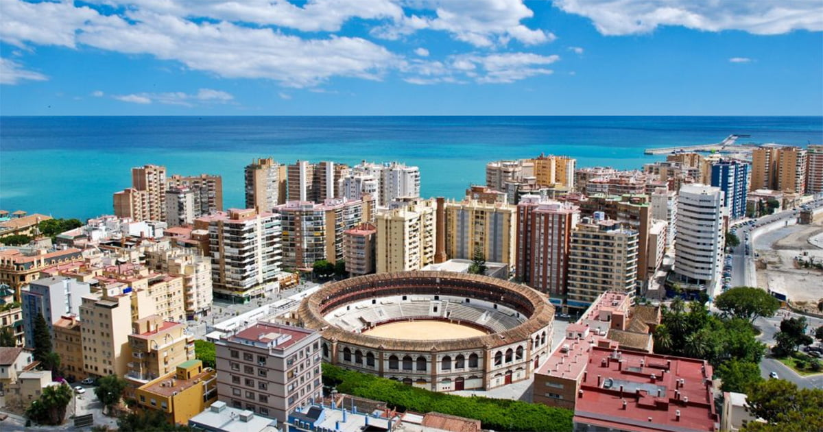 City Break Costa del Sol, 104 € (zbor si cazare 3 nopti)