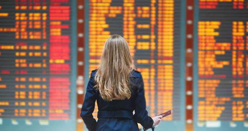 Zboruri anulate Romania-Spania