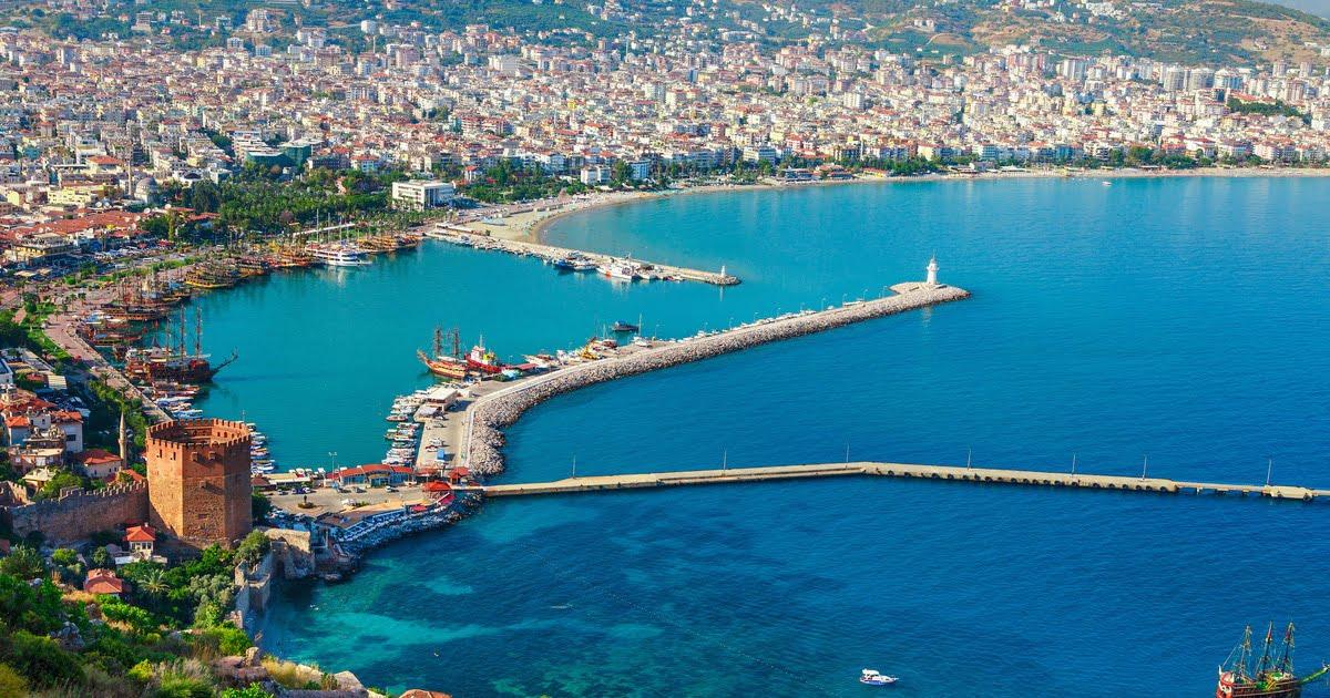 O săptămână în Antalya, fără test COVID-19 făcut în țară, de la 499€ / persoană