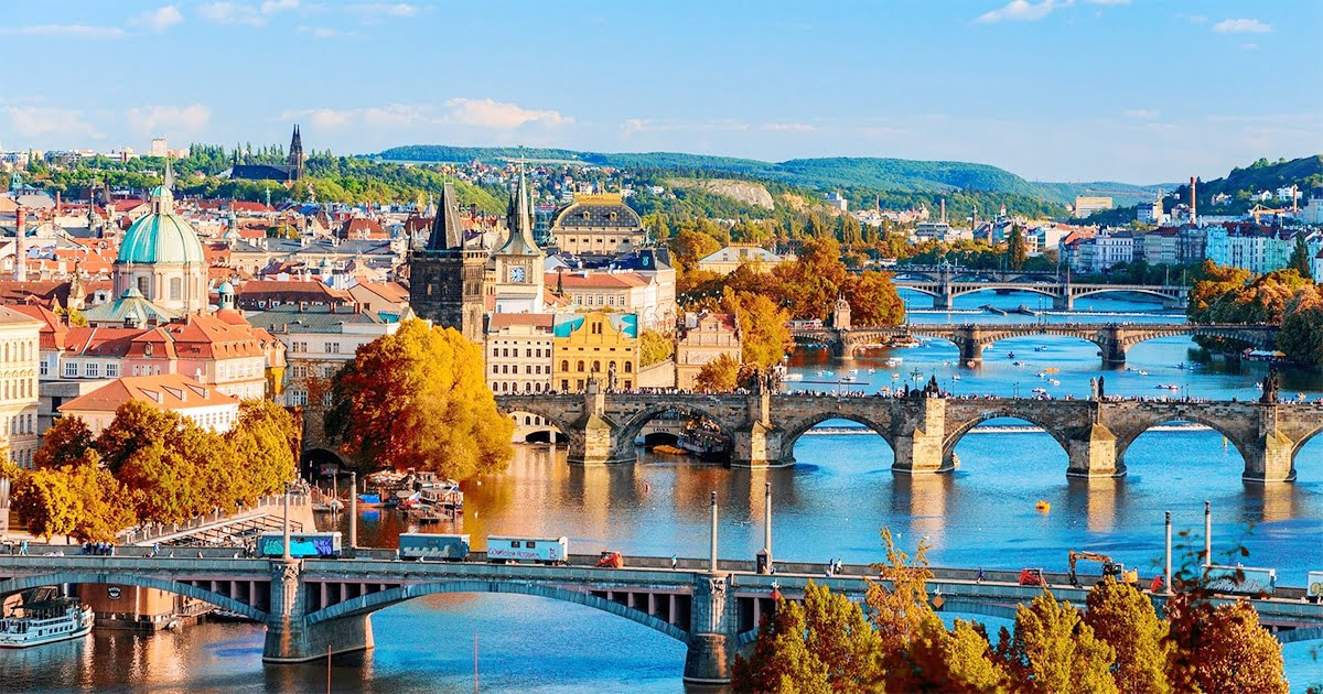 City Break Praga, 52 € (zboruri, mic dejun si cazare 2 nopti)