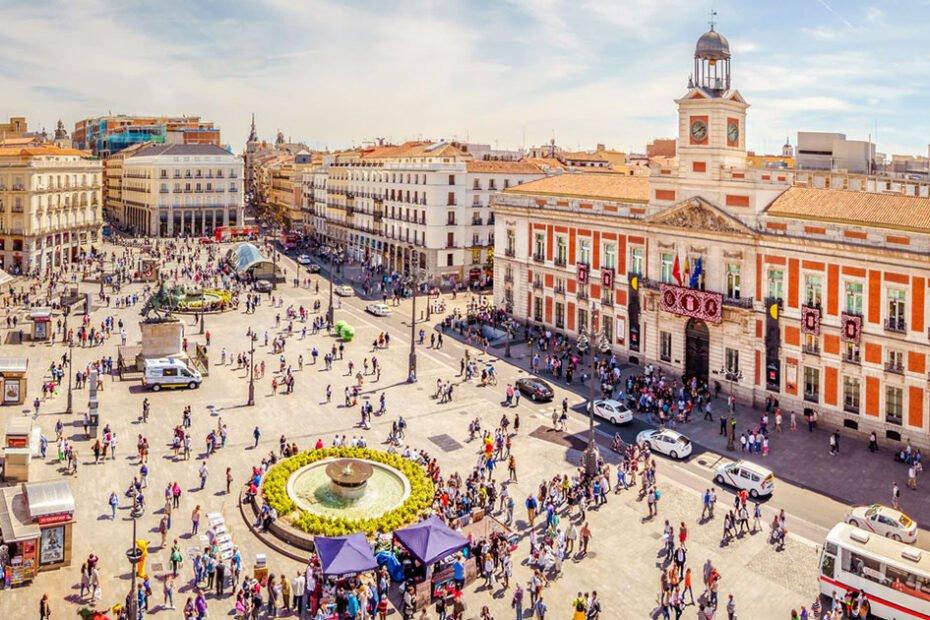 City-Break-Madrid